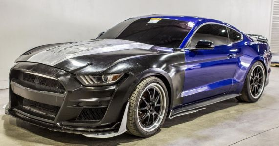 New Ford Mustang Shelby GT500 Has A 180mph Top Speed Because Do You Really Need To Go Faster?