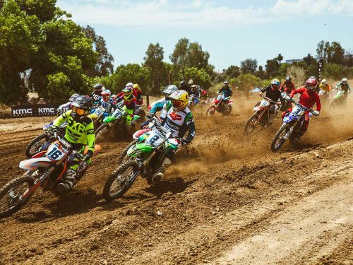 Dirt Bike Racers And Pro Surfers Switch At Surfercross 2019