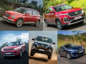 Top 10 Trending Cars On Google In 2019 In India