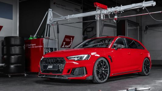 ABT is Making 50 More 523BHP RS4s Because They Can