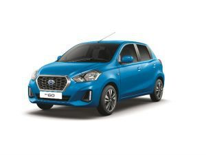 2019 Datsun GO GO Launched With New Safety Tech And Infotainment System
