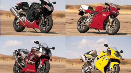 Start Collecting V-Twin Race Replicas Of The '00s