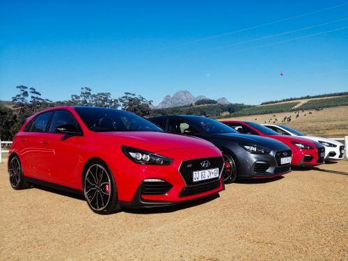 Hyundai i30 N Pricing for South Africa