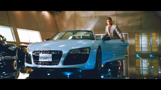 Slideshow: More Celebrities That Drive Audi
