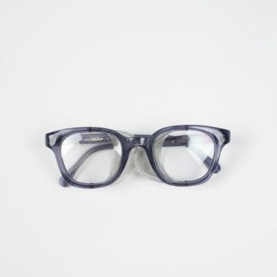 Our vintage styled ANSI rated safety glasses. Look good, ride