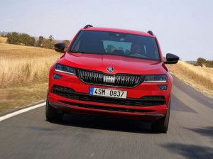 Skoda Karoq SUV Not Vision IN Spied In India For The First Time Debut At Auto Expo 2020