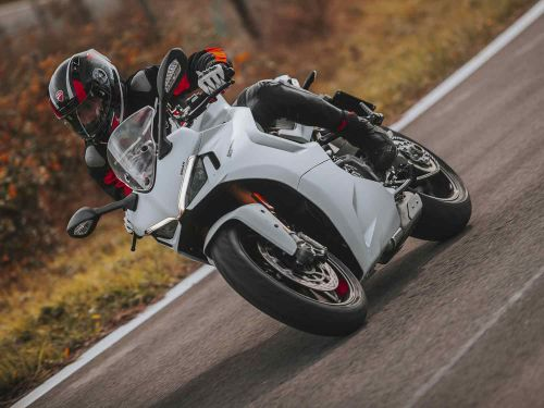 2021 Ducati 950 SuperSport First Look Preview Photo Gallery
