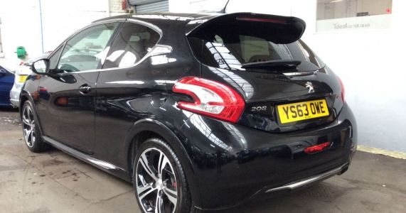 The Sub-£7000 Peugeot 208 GTI Is The Affordable Hot Hatch You Didn't Consider