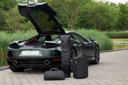 Bespoke MSO Luggage For Your McLaren GT Will Cost You R210k
