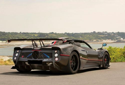 Pagani Zonda Aether Is Now The Most Expensive Zonda Ever Sold at Auction