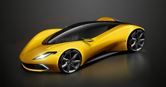Lotus Wants To Build A £2 Million Electric Hypercar
