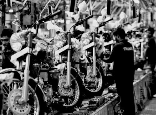 Royal Enfield will expand & set up technology centre in the United Kingdom