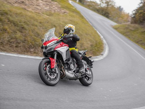 2021 Ducati Multistrada V4 S First Ride Review Photo Gallery
