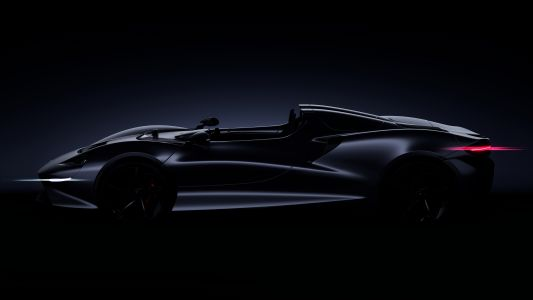 McLaren Confirms Limited Ultimate Series Speedster Coming Next Year