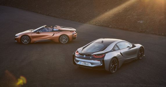 The BMW i8 Will Cease Production In April