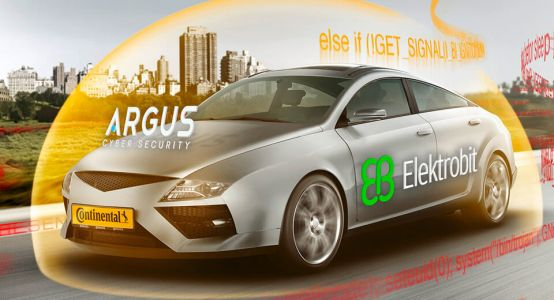 Continental AG Acquires Israel's Argus Cyber Security To Keep Your Car Safe From Hackers