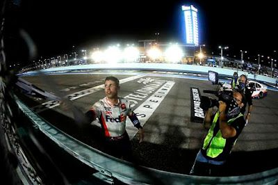 Denny Hamlin is 15/1 to win on Indy road course