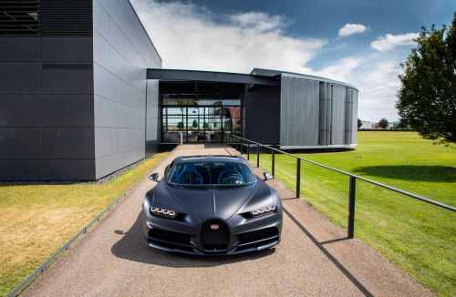 Bugatti Has Delivered 200 Chiron's So Far