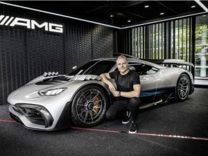 Mercedes-AMG Project One Now Called Just One