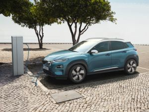 Hyundai Kona All-Electric SUV To Be Launched On July 9