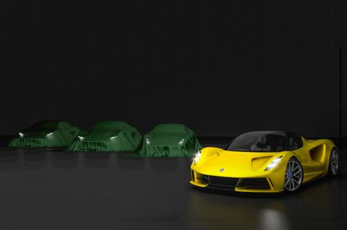 New Lotus Sports Car Coming To Replace The Aging Elise, Exige and Evora