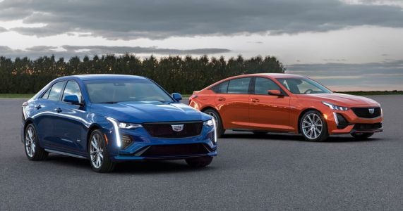 The Cadillac CT4-V And CT5-V Have Landed, But They're Not That Powerful