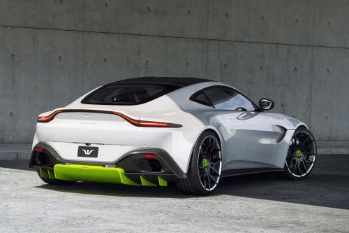 Wheelsandmore Aston Martin Vantage Packs 680 HP and New Look