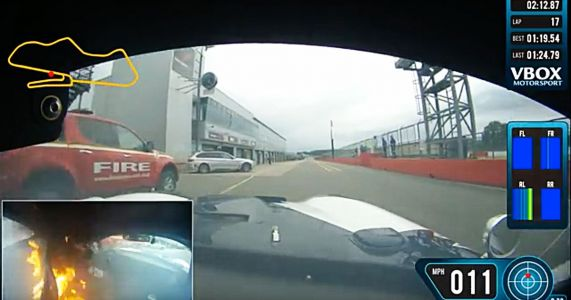 Is This The Only Excuse For Overtaking The Safety Car?