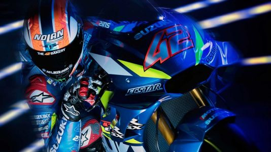 2019 Suzuki Ecstar MotoGP Team And GSX-RR First Look