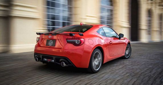 Why A New Toyota MR2 Could Be Just What The GT86 Needs