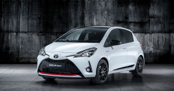 The Toyota Yaris GR Sport Is A GRMN Without Power