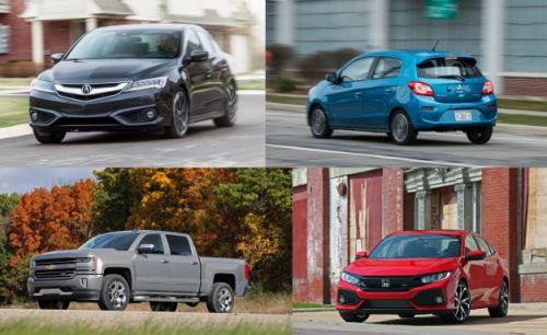 $199 Lease Deals for February 2018