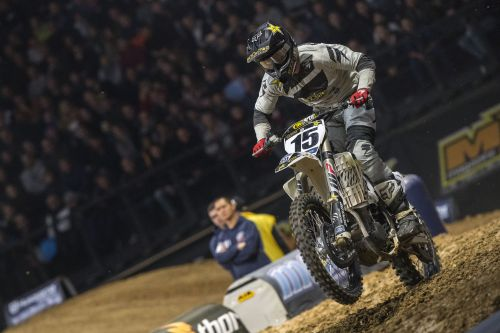 PODIUM FINISHES FOR WILSON AND OSBORNE AT PARIS SX