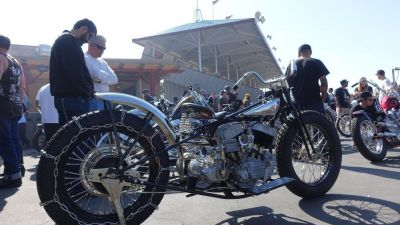The Motorcycles of the Born Free Stampede Flat Track Race