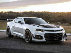 Are The Chevrolet Camaros Days Numbered
