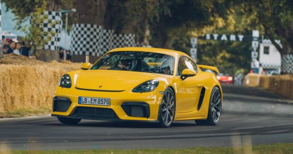718 Cayman GT4's New N/A Flat-Six Likely To Be Used In Other Porsches