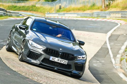 AC Schnitzer Push BMW M8 Competition To 710 HP