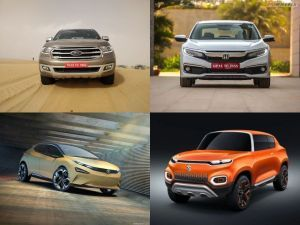 Top 5 Car Stories of the Week Endeavour Launched Alto Spied Tata 45X Name Confirmed And More