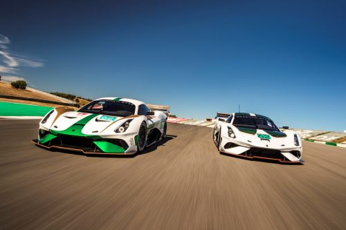 Brabham BT62 Set To Debut At Goodwood Festival of Speed
