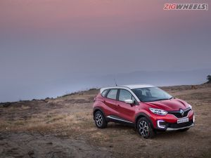 Renault Captur Prices Reduced Up to Rs 81000