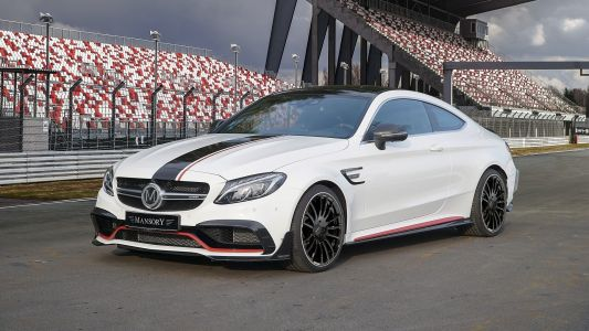 Mansory Makes The C63 AMG Even More Enraged