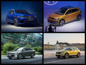 Volkswagens 2021 India Plans Revealed T-ROC And 5-seater Tiguan To Make A Comeback Taigun Launch Plans