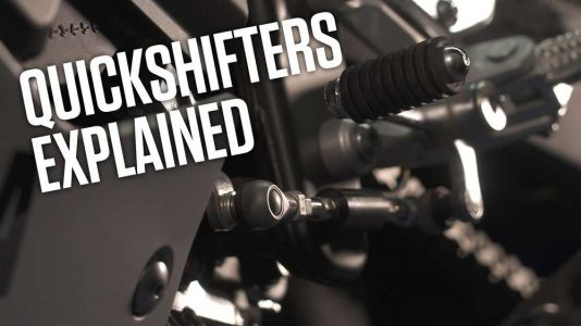How Quickshifters Work And Why They're Awesome