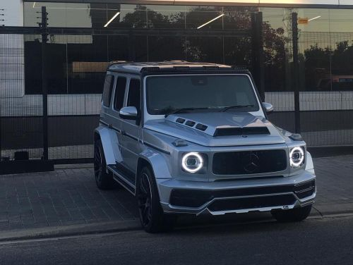 First Lumma Design CLR G770 Mercedes-AMG G63 In The World Built In South Africa