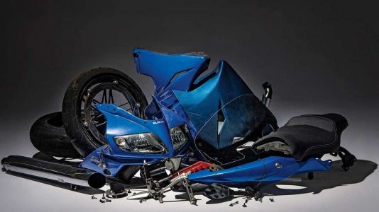 What To Do When Your Motorcycle Has Been Stolen