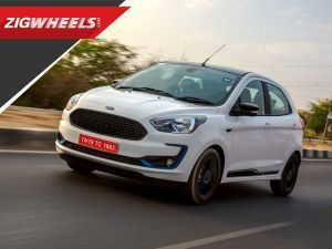 2019 Ford Figo Facelift Review and 5 Things To Know