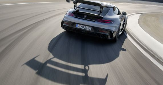The AMG GT Black Series Costs The Same As A Garage Of AMGs