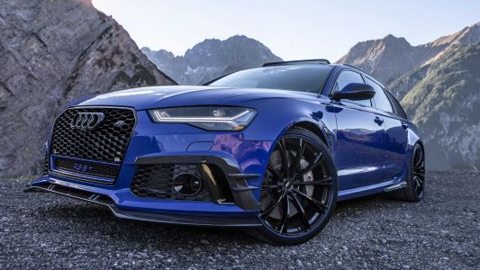 Audi RS6+ Avant Nogaro Edition by ABT Packs 725 HP