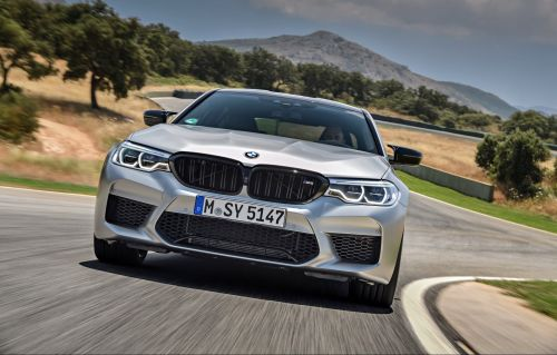 BMW M Boss Says There Is 'No Direct Competitor' For The M5 Competition