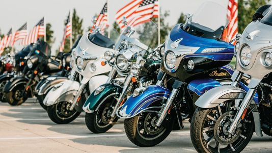 2018 Veterans Charity Ride As Motorcycle Therapy